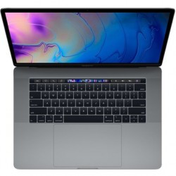 Apple MacBook Pro 15 Retina Space Gray with Touch Bar Custom (Z0V100020) 2018