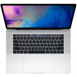 Apple MacBook Pro 15 Retina Silver with Touch Bar (MR962) 2018
